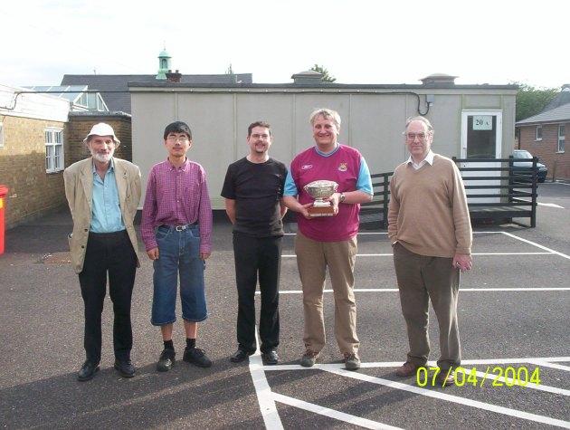 2004 NC team